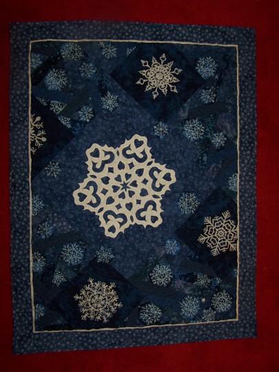 Snowscape Quilt