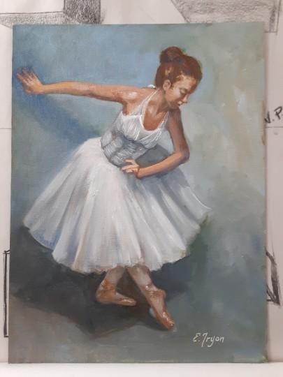 Tiny Dancer Ballerina