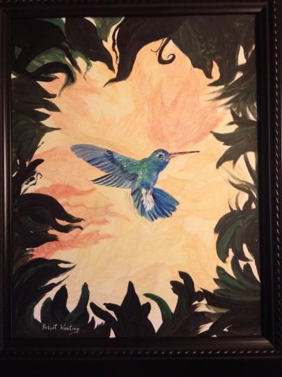Fantasia Hummingbird