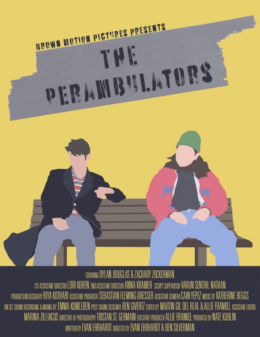 The Perambulators - artwork by Katia Rozenberg: