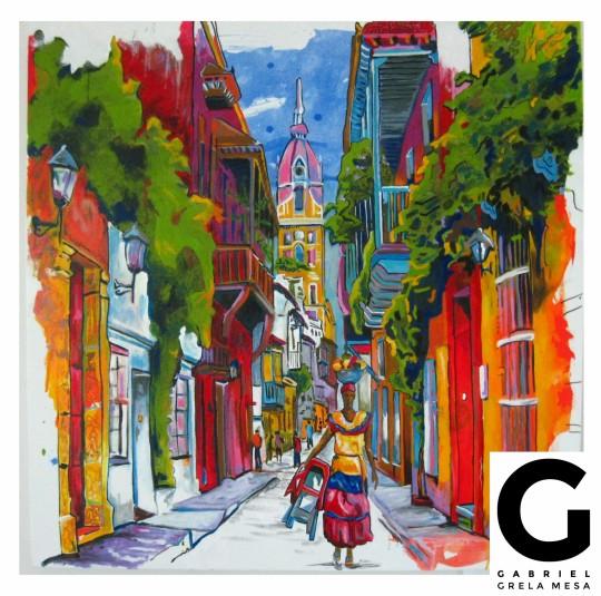 Cartagena beautiful and beloved
