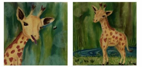 PF Giraffe