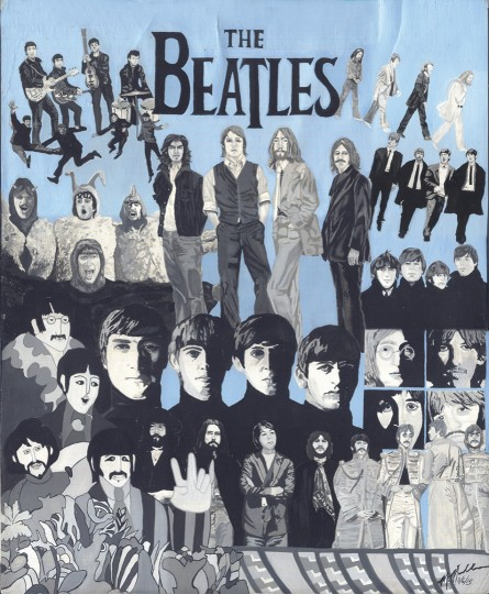 The Beatles: Montage I