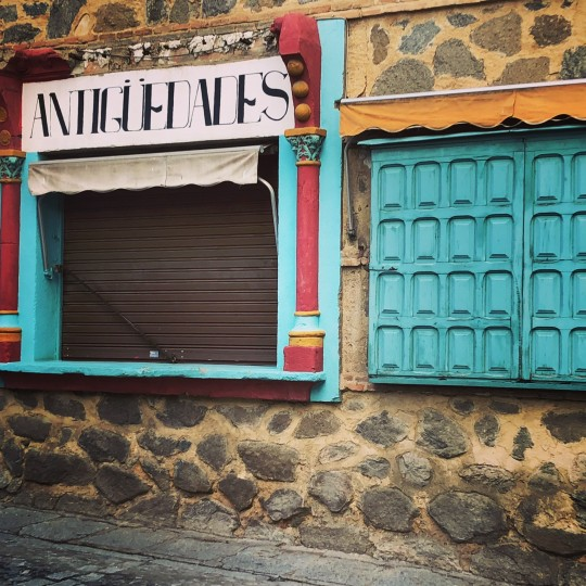 Vibrant Streets of Spain