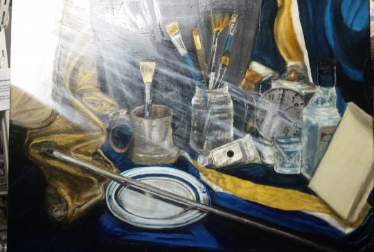 Painter's Delight-Still Life #3