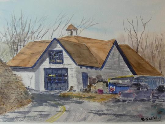 Taylor's Garage