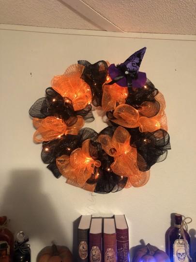 Halloween (Orange & Black)