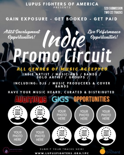 Indie Promo Circuit - Submit Your Tracks
