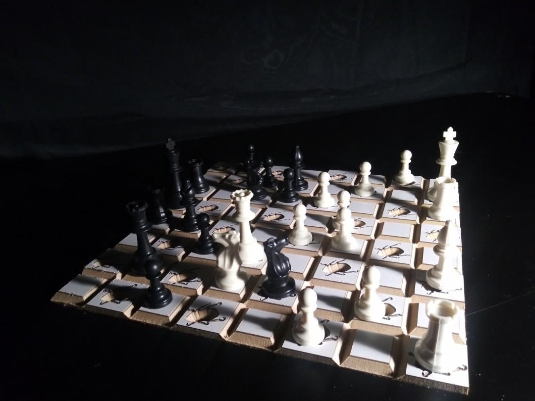 Battlefeild Chess beetlejuice