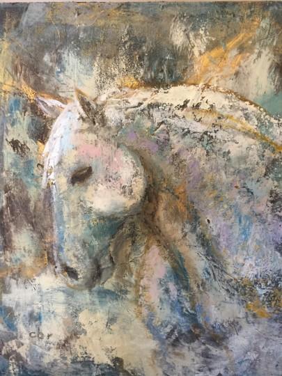 Linda's HorseUntitled