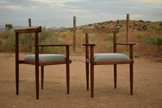Amoeba Chairs