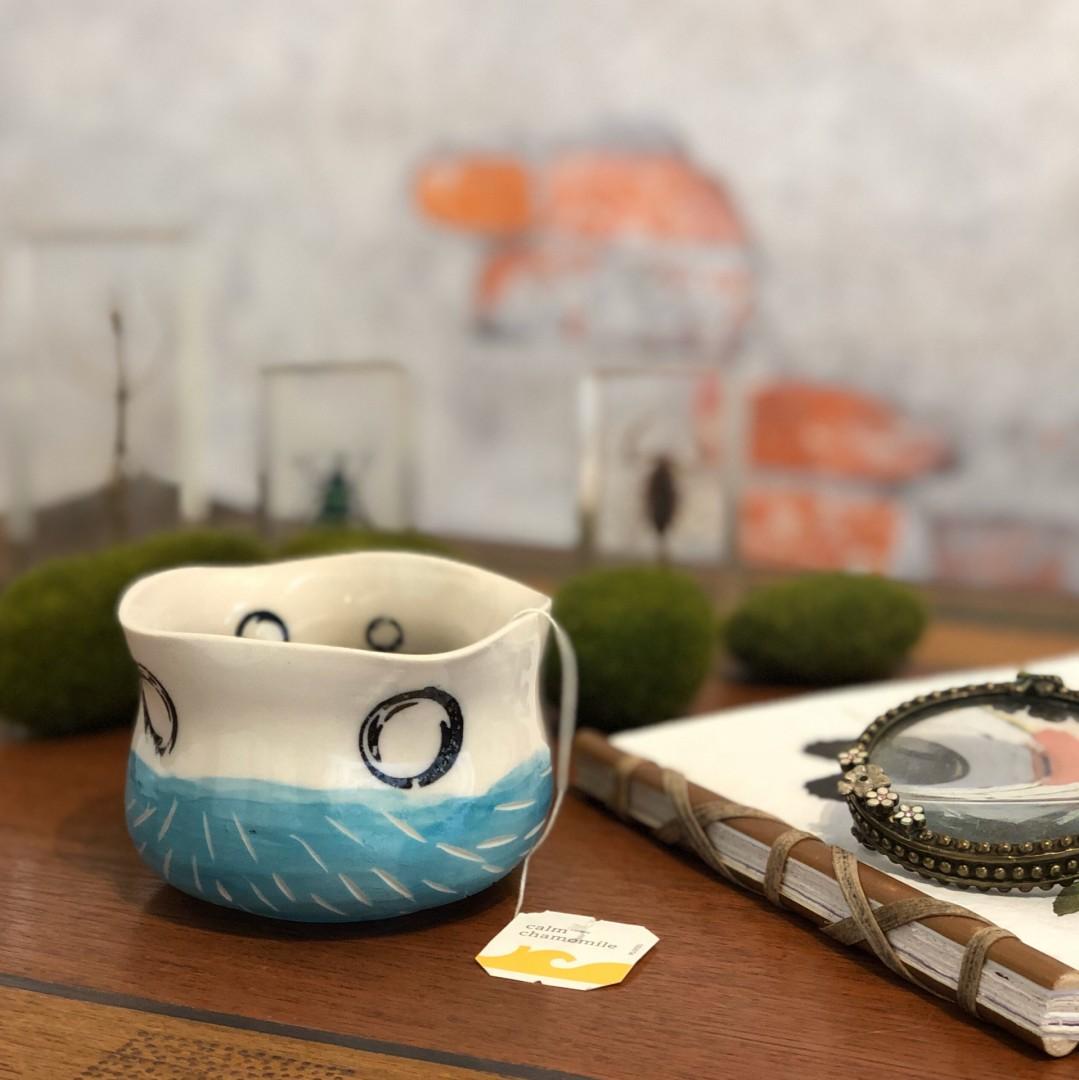 Porcelain Cup Cup Porcelain
