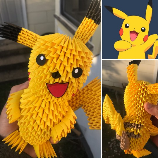 Pikachu 3DO