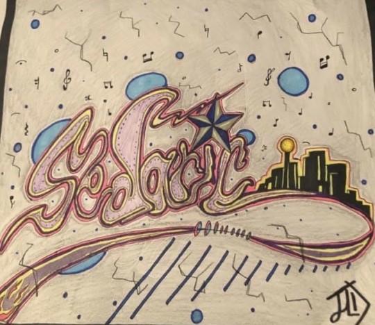 Graffiti Name-Sedaric
