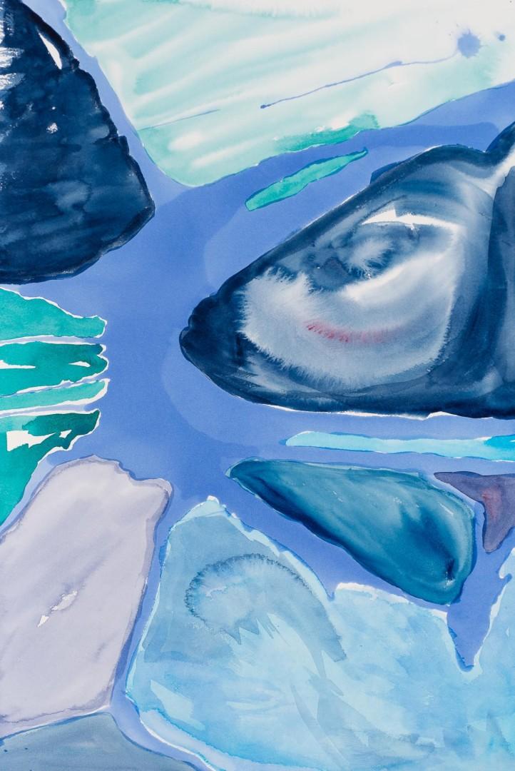 Untitled - artwork by Jeri Lyn Reinhardt: