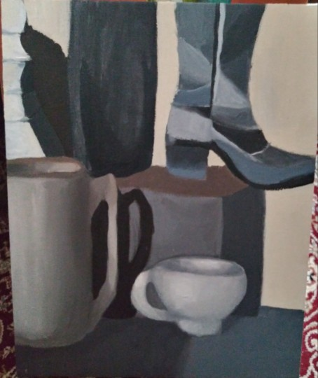 Cups and Boot