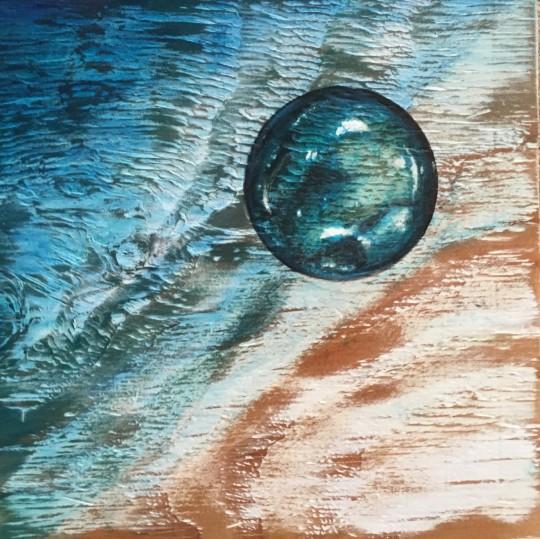 Glass Ball found