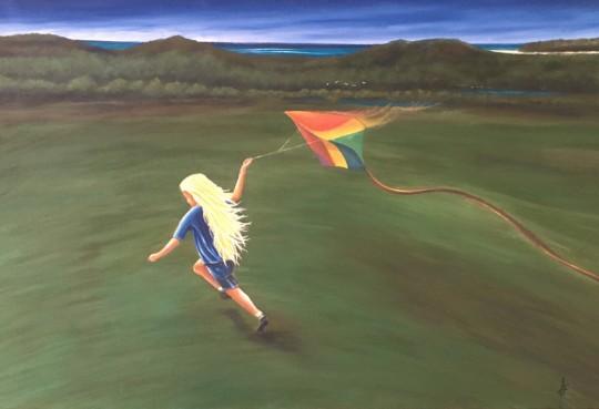 Raina's Kite