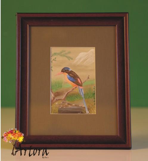 Miniature Bird Art