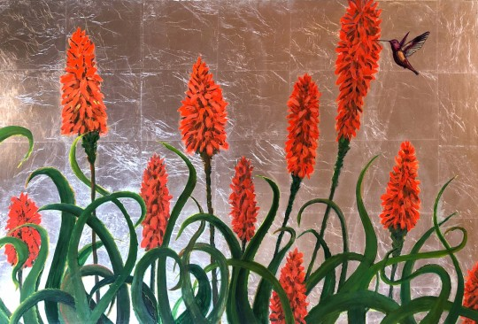 Aloe Vera Blooms