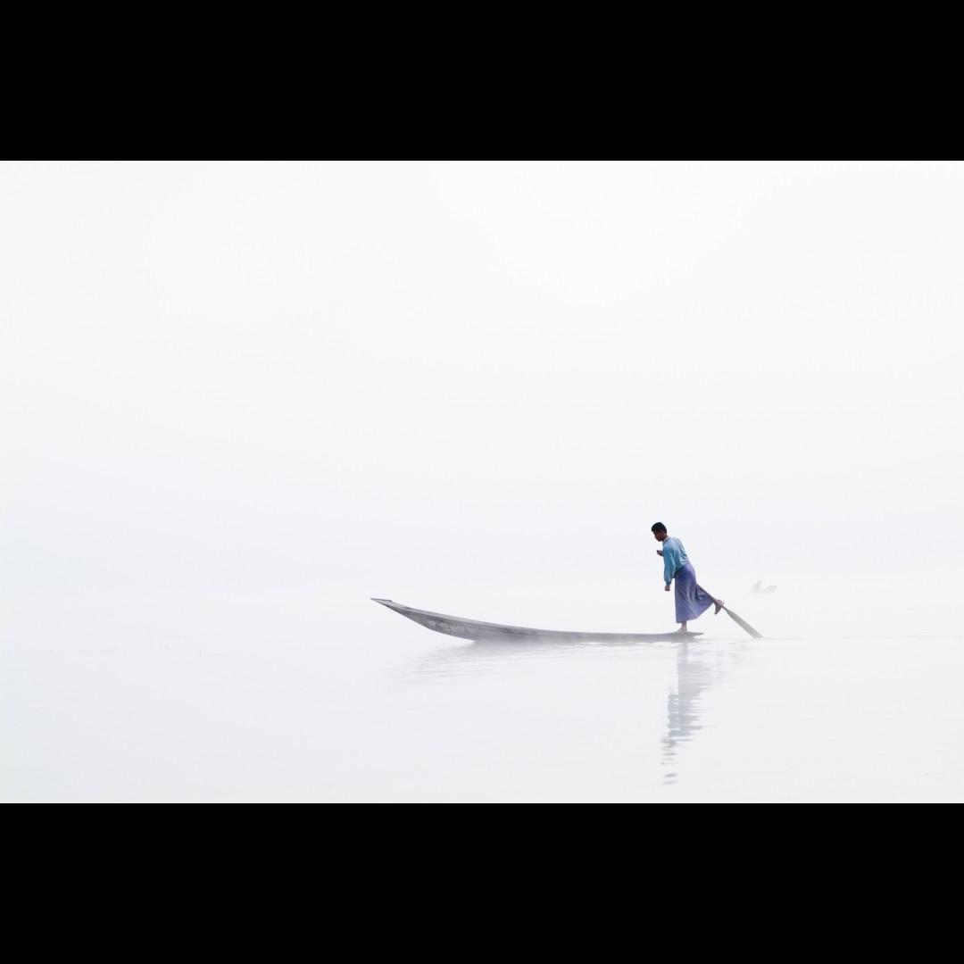 Early Riser, Inle Lake, Myanmar