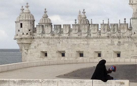 Lady in Lisbon