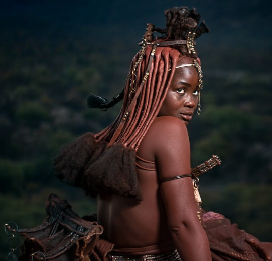 himba Tribe | Expressions||