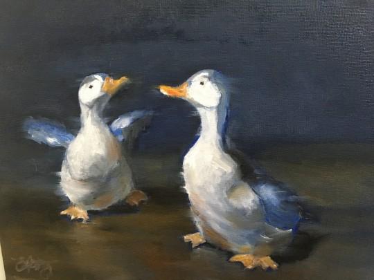 Quacking Around