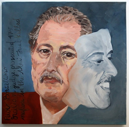 Whistleblower Paolo Borsellino