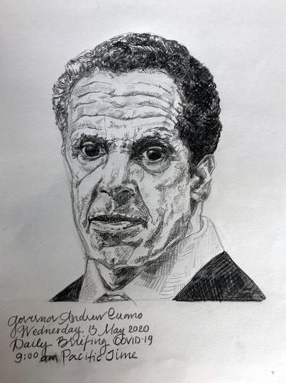 Whistleblower New York Governor Andrew Cuomo