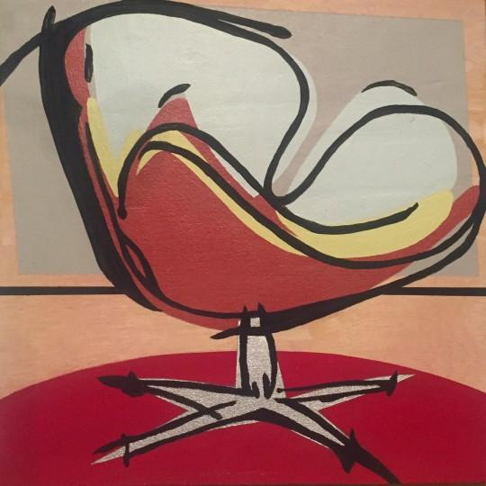 Shell Chair-Hans Olsen