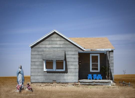 Blue Mary's House