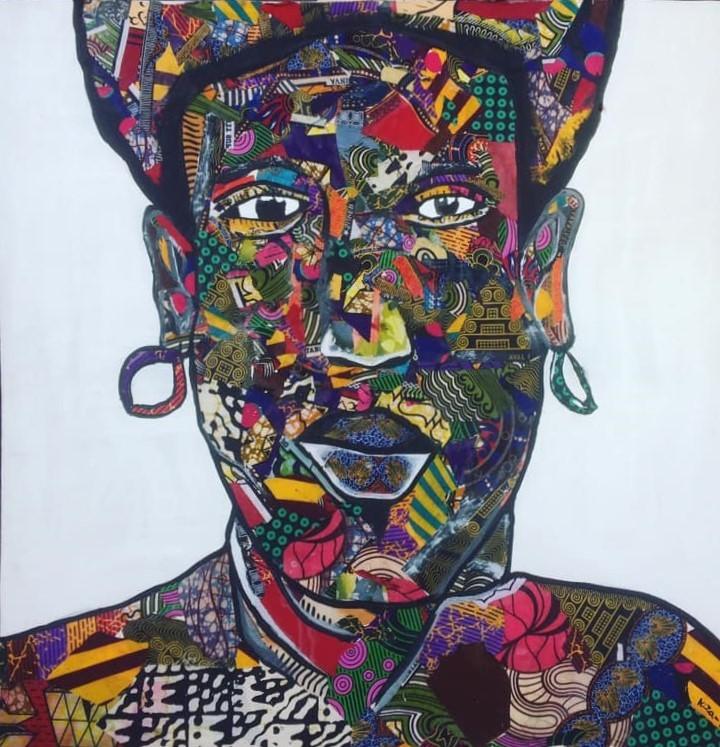 Untitled - artwork by niyigena zachalie niza: