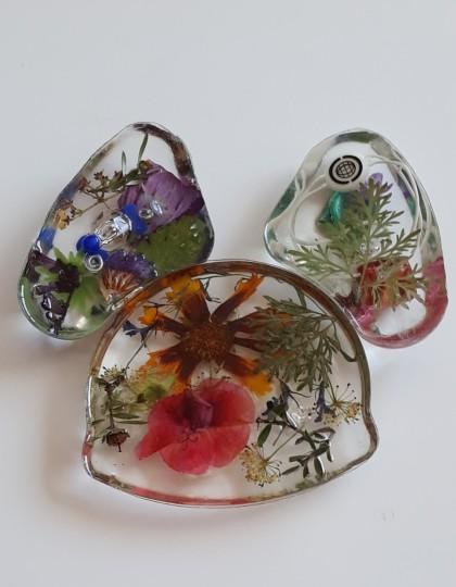 Resin Art-Spring Flowers