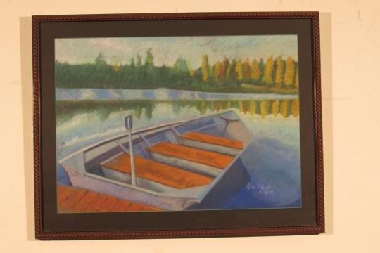 Lake De Sabla Boat