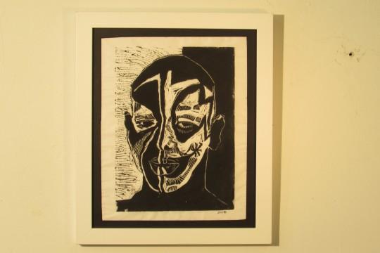 African Print III