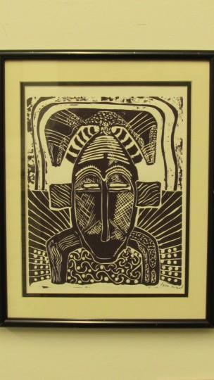 African Print II