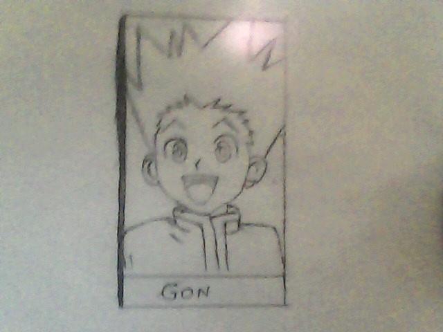 GON - artwork by deninson baca: