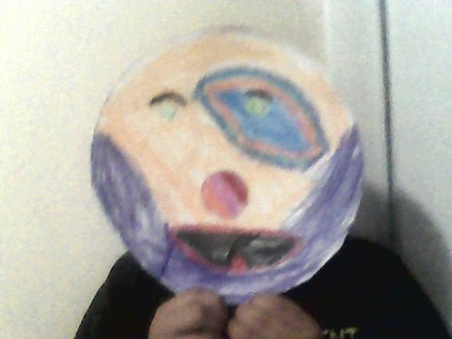 Hallows eve mask