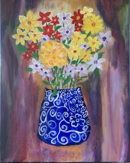Simple flowers 2