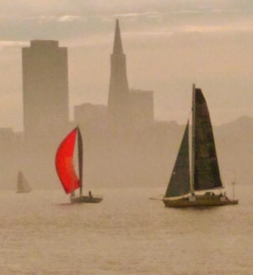 Fogshine Sailing