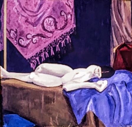 """""""Leering Blanket"""""""