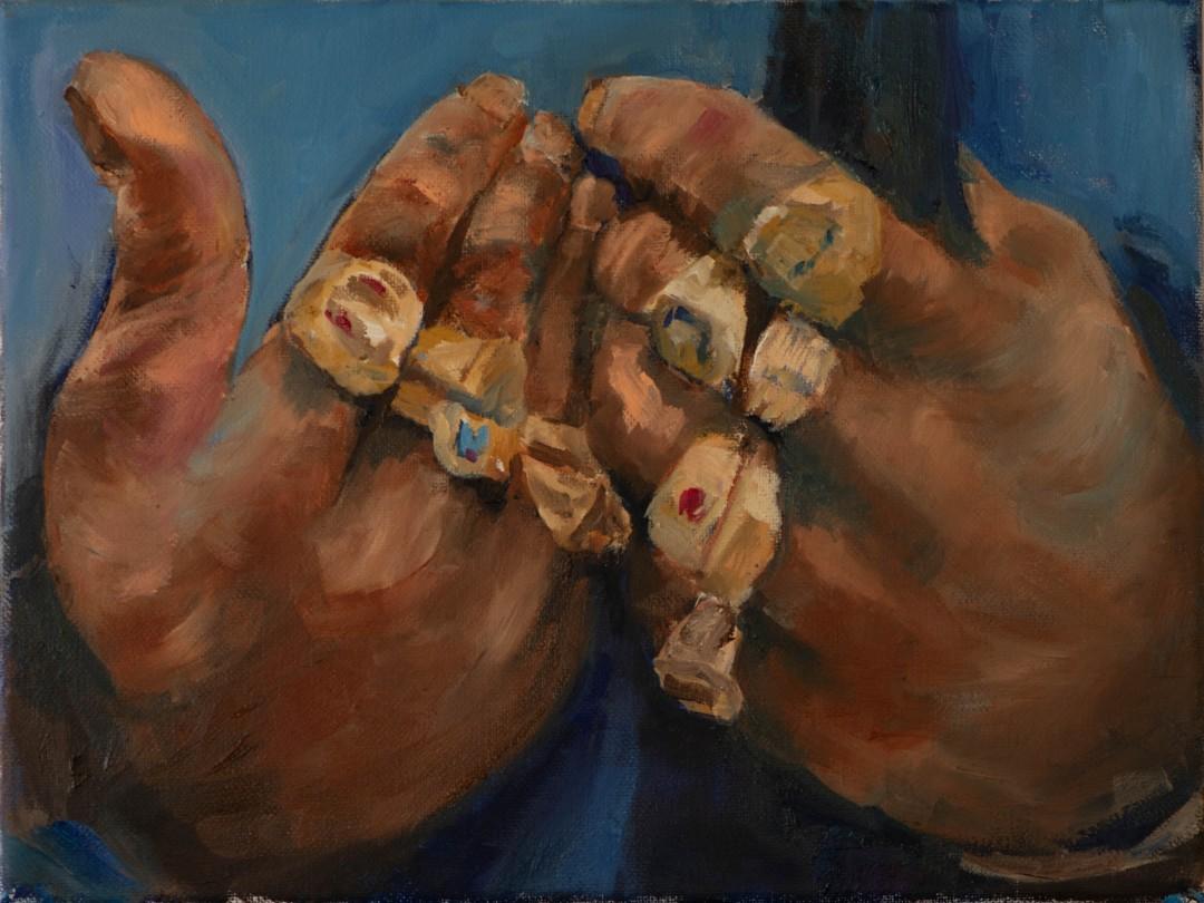 Hands of a Hero