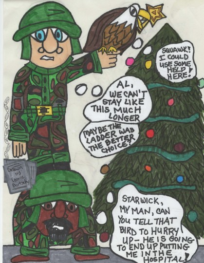 An Army Christmas