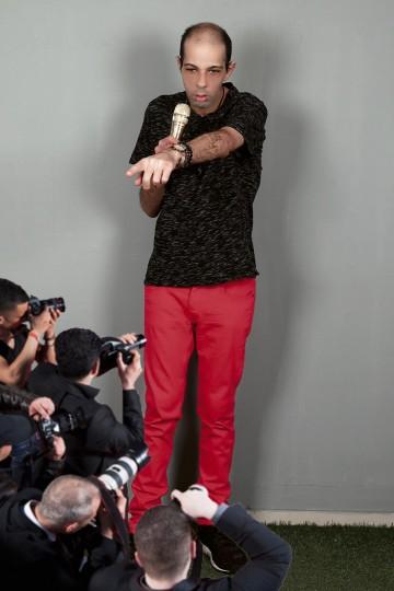 Kris Kourtis at gala