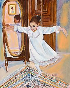 Vanessa Dancing
