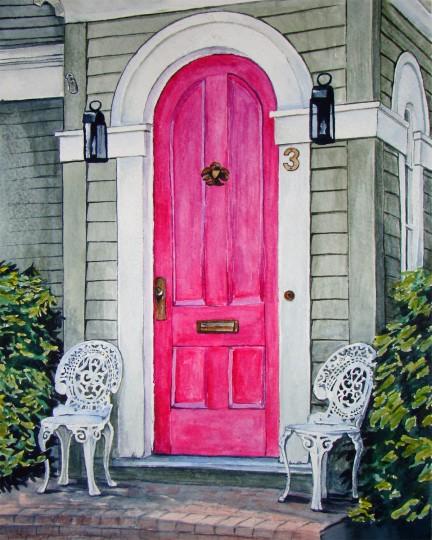 Door 8x10 PRINT