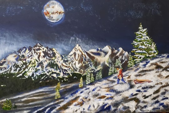 Teton Christmas Wonderland
