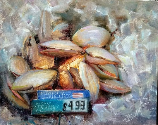 Clams for Sale