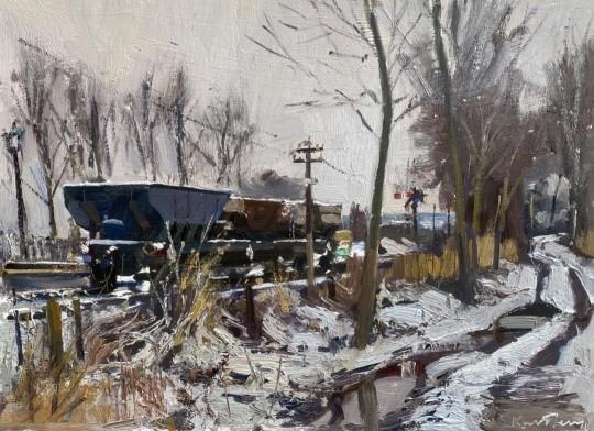 Coal Carts , Wittersham Road